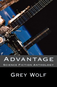 The cover of Advantage by Grey Wolf