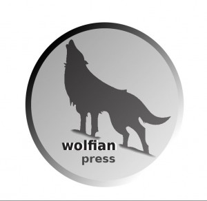 Logo for the Wolfian Press