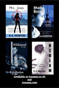 The books of B A Morton